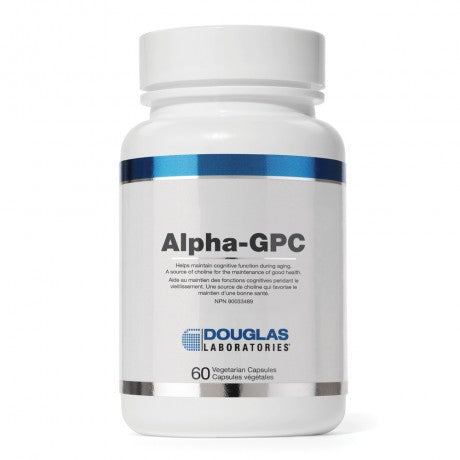 Alpha-GPC - help maintain cognitive function during aging