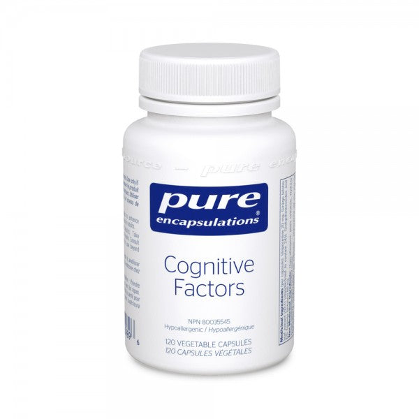 Cognitive Factors - Advanced support for cognitive function