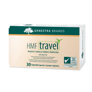 Genestra HMF Travel Probiotic Formula