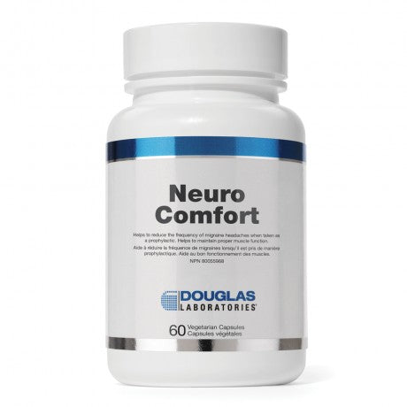 Neuro Comfort - Helps to reduce the frequency of migraine headaches when taken as a prophylactic