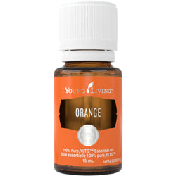 Orange Essential Oil 15 ml (#360203)