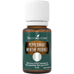Peppermint Essential Oil 15 ml (#361403)