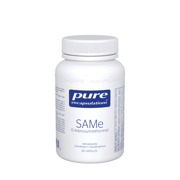 SAMe (S-Adenosylmethionine) - to support healthy mood balance and osteoarthritic joint comfort
