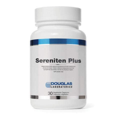 Sereniten Plus - helps to reduce symptoms of mild mental and physical stress