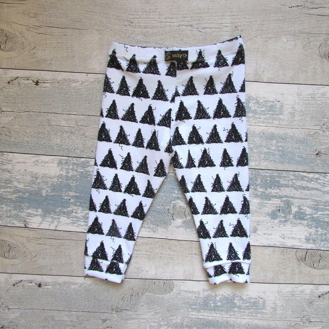 Geometric Baby Leggings