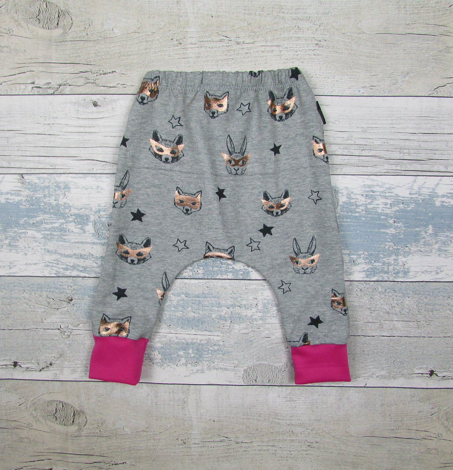 Superhero Animals Baby and Child Leggings