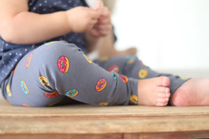 Doughnut Baby Leggings