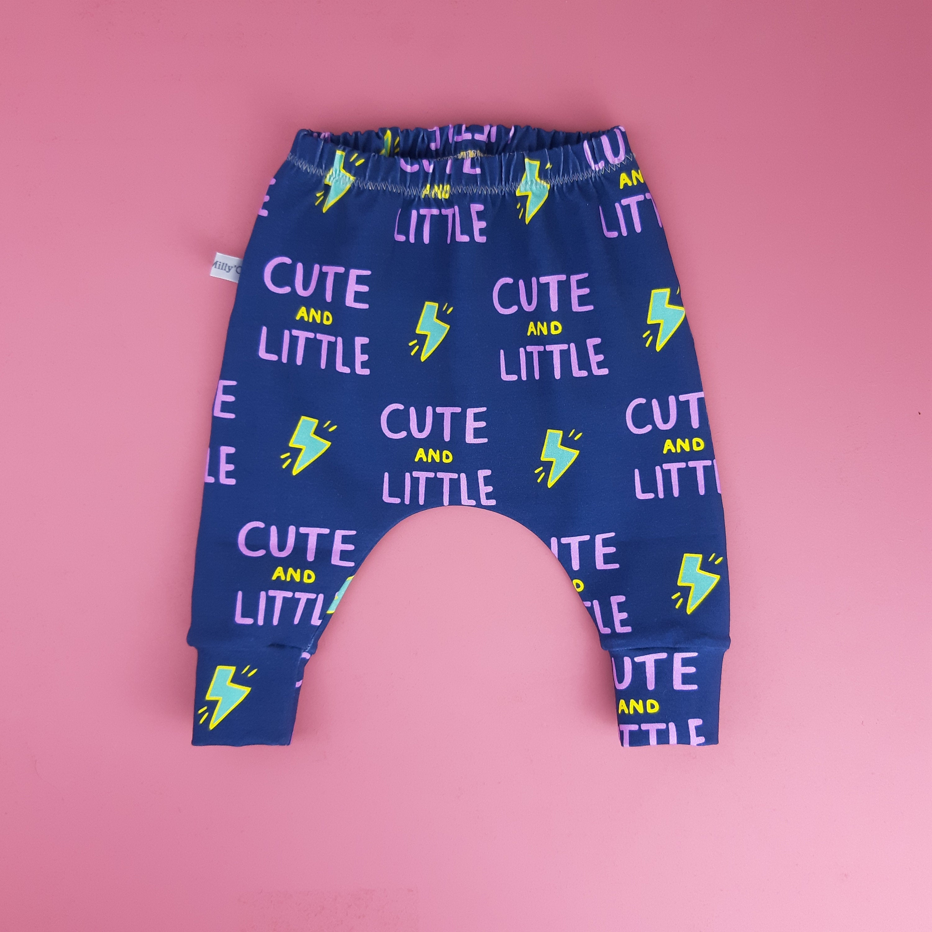Cute and Little Toddler Leggings