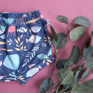 Under The Sea Baby Shorts