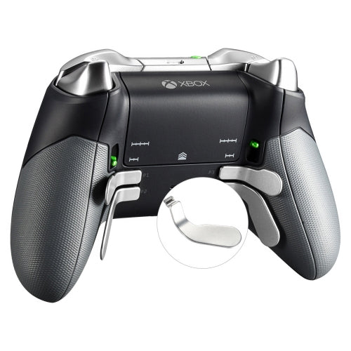 xbox one elite controller rear paddles