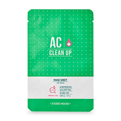 AC Clean Up Sheet Mask