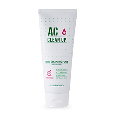 AC Clean Up Daily Cleansing Foam - 150ml