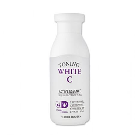 Toning White C Active Essence - 80ml