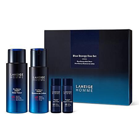 Laneige Homme Blue Energy Duo set