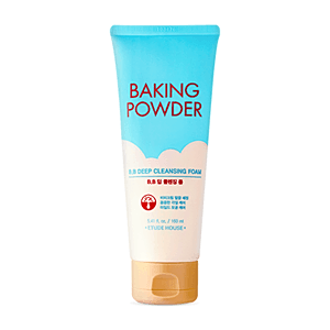 Baking Powder B.B Deep Cleansing Foam - 160ml