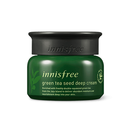 Green Tea Seed Deep Cream - 50ml