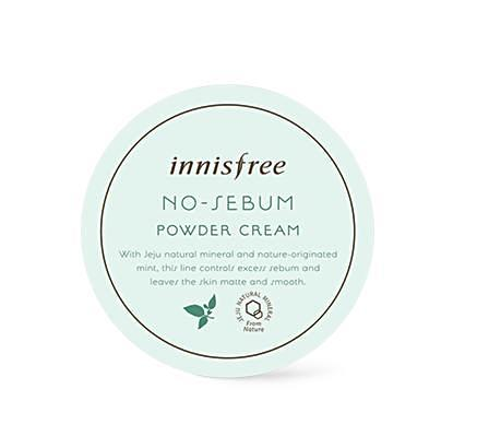 No sebum powder cream - 25g
