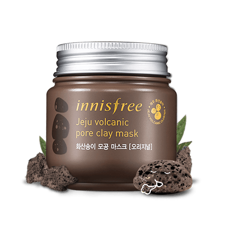 Jeju Volcanic Pore Clay Mask