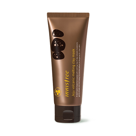 Jeju Volcanic Melting Clay Mask - 100ml