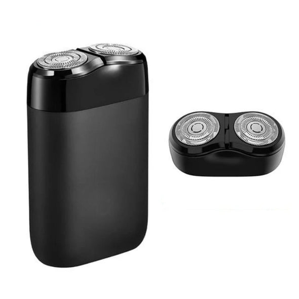 Compact Portable Electric Shaver