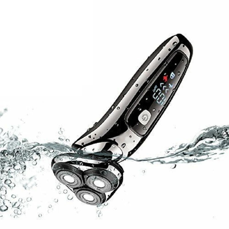 Wet and Dry Electric Grooming Shaver