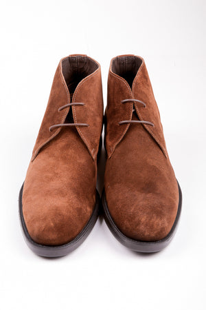 Aquila Boot Desert | Camurça Chocolate