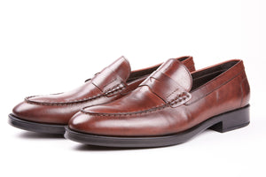 Aquila Loafer | Tempest Tan