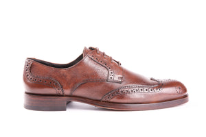 Brunello Brogue | Cabernet Conhaque