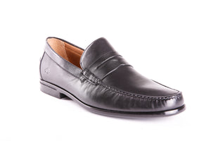 Orion Penny Loafer | Tempest Preto