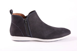 Laser Boot | Nobuck Navy
