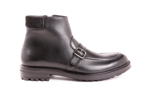 Mid Boot Buckle | Preto