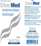 SilverMed Antimicrobial Hydrogel - MPM Medical