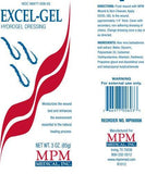 Excel-Gel Hydrogel Dressing - MPM Medical