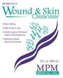 Wound & Skin Cleanser - MPM Medical