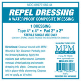 Repel Wound Dressing (Composite) - MPM Medical
