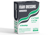 Foam Dressings Bordered - MPM Medical