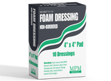 Foam Dressings Non-Bordered - MPM Medical