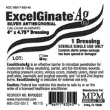 ExcelGinate® AG Alginate Dressing - MPM Medical