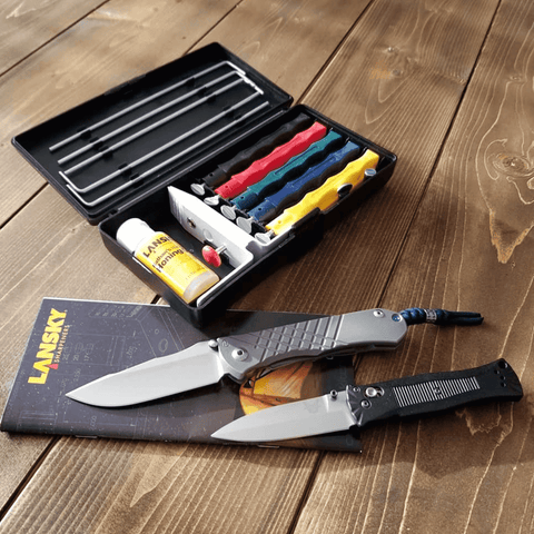 Knife and Tool Sharpening Kits