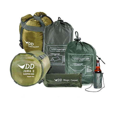 Camping Sleep/Shelter Starter Packages