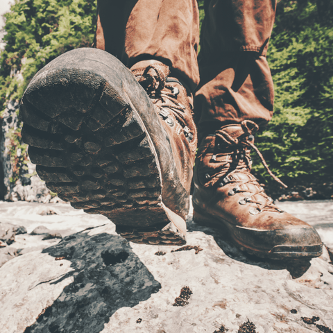 Hiking & Patrol Boots