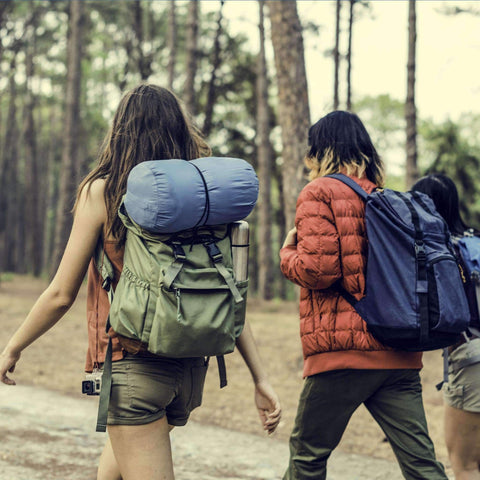 Camping Rucksacks, Day Packs, Hold All's & Molle Attachments