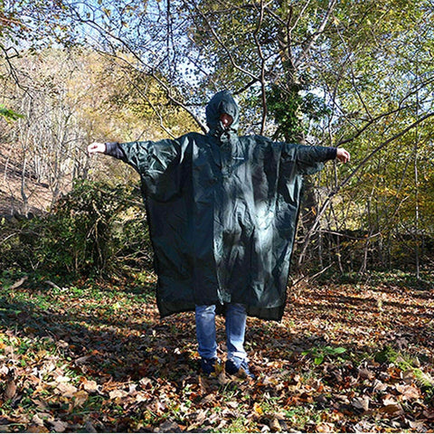 Ponchos and Camping/Outdoor Survival Blankets