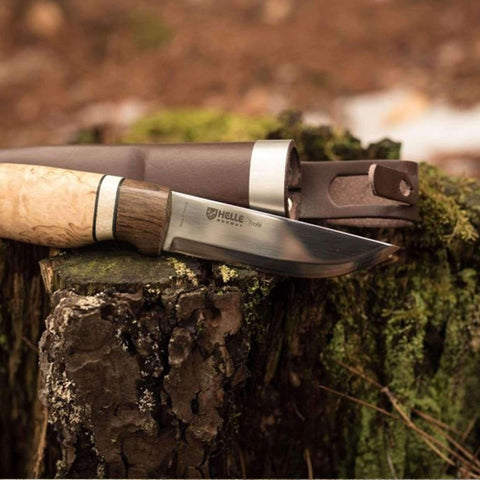 Fixed Blade Bushcraft Knives