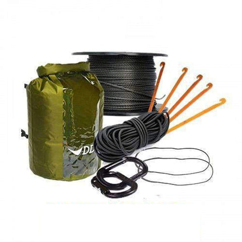Tarp Suspension & Accessories