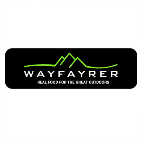 Wayfayrer boil in the bag wet meals at Wylies Outdoor World