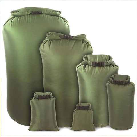 camping dry Bags at Wylies Outdoor World