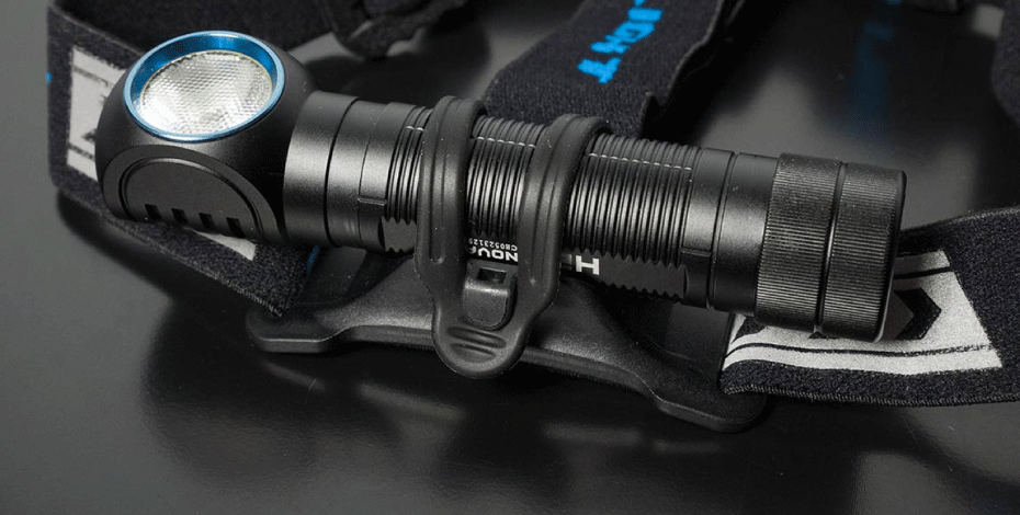 Olight Hiking Torches and Headlamps at Wylies Outdoor World