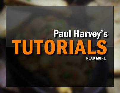 View all Paul Harveys Tutorials