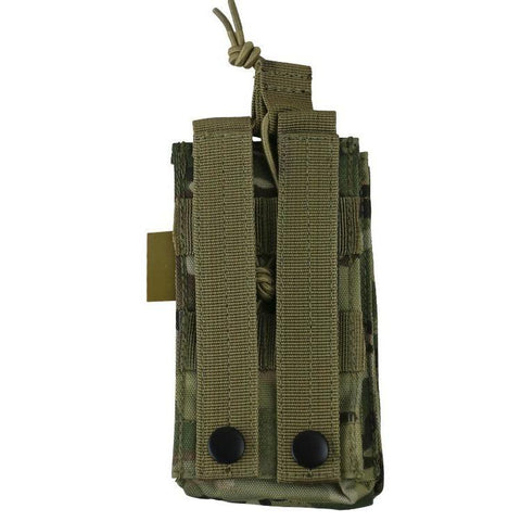 Kombat UK, Single Duo Mag Pouch, Pouches, Wylies Outdoor World,